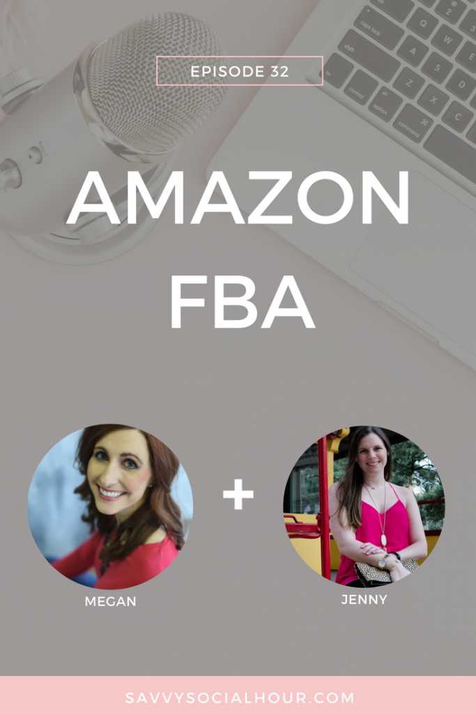 In today's podcast episode, I'm chatting with Megan of the Bootstrap Boutique all about Amazon FBA.