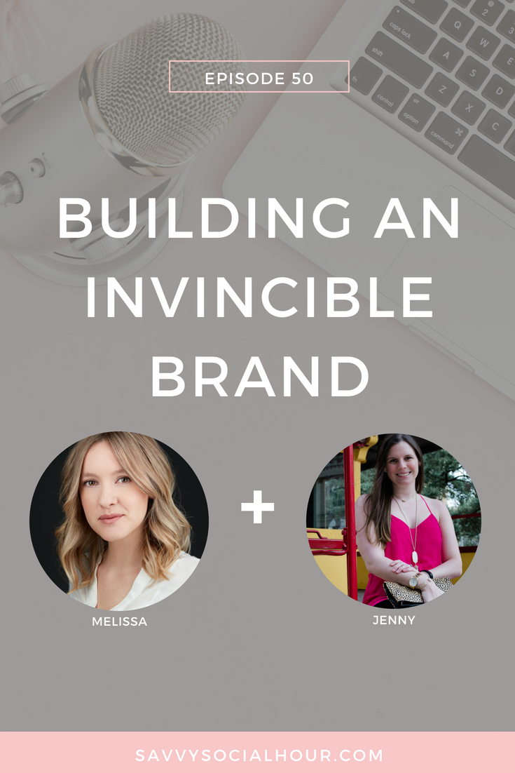 building an invincible brand with melissa agnes