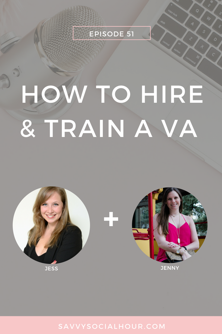 how to hire and train a va