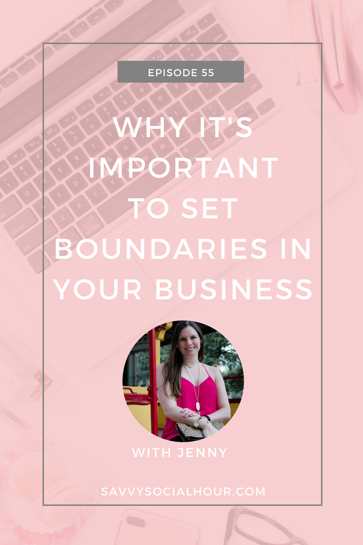 Why It's Important to Set Boundaries in Your Business
