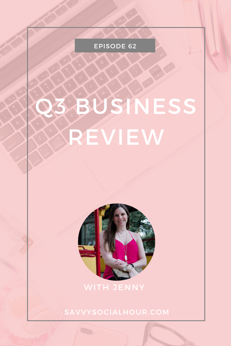 Q3 Business Review